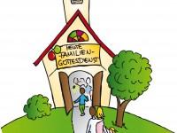 Familiengottesdienst - Vorstellungsgottesdienst der Erstkommunionkinder
