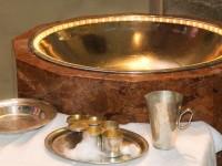Familiengottesdienst mit Tauferinnerung für die Drittklässler