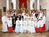Festgottesdienst zur Erstkommunion