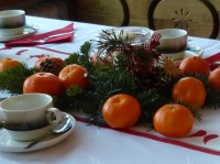 Adventsfeier der Kochler Ministranten