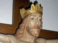 Festgottesdienst zum Christkönigsfest mitgestaltet vom Kirchenchor