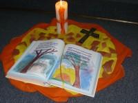 Weggottesdienst für die Erstkommunionkinder und ihre Eltern
