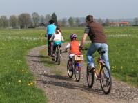 Mairundfahrt für Familien