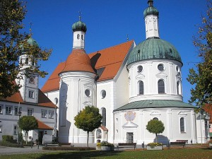 Wallfahrt nach Klosterlechfeld