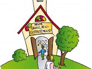 Familiengottesdienst zu Lichtmess mit Kerzenweihe und Blasiussegen
